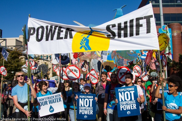 Over 2,000 young people and locals of all ages flooded the Pittsburgh streets to demand clean energy for all.